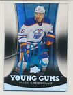 Finding Clarity: Acetate Young Guns Surprise in 2013-14 Upper Deck Series 2 Hockey 22