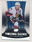 Finding Clarity: Acetate Young Guns Surprise in 2013-14 Upper Deck Series 2 Hockey 25