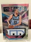 2017-18 Panini Spectra Spectacular Swatches Nebula 1 1 Marc Gasol Patch *read