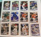 2019 Topps MLB Sticker Collection Baseball Cards 12
