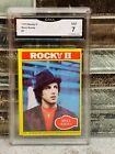 1979 Topps Rocky II Trading Cards 30