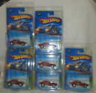 6 Hot Wheels 2005 Treasure Hunt 1967 Camaro 122 Free Shipping Investment