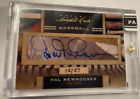 2011 Donruss Limited Cuts HOF HAL NEWHOUSER Auto