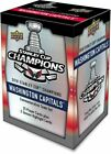 2018 Upper Deck Washington Capitals Stanley Cup Champions Hockey Cards - Checklist Added 13