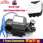 210W DC Solar Pump Above Ground Swimming Pool Pump Spa Brushless Motor 528GPM US