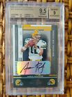 Aaron Rodgers Rookie Cards Checklist and Autographed Memorabilia 41