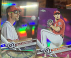 2017 Topps Chrome Baseball Variations Checklist and Gallery 60