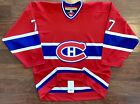 Montreal Canadiens 2000-04 Howie Morenz NHL Hockey Jersey Authentic Koho Vintage