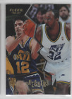 John Stockton Rookie Cards and Autographed Memorabilia Guide 24