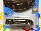 RARE ERROR Wrong Wheel Hot Wheels 2020 Super Car 16 Bugatti Chiron Black NEW