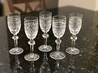 Waterford Crystal Castletown Sherry Glass Set of 5