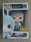 Funko - Labyrinth - Jareth with White Outfit Hot Topic Exclusive Pop #365