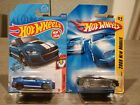 Hotwheels 2020 FORD MUSTANG SHELBY GT500  2007 GT500  LOT OF 2