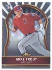 MIKE TROUT 2011 TOPPS FINEST BASEBALL #94 ROOKIE RC LA ANGELS *NM-MT*