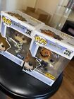 Funko Pop! Lot of 2 Kingdom Hearts Sora BestBuy and Halloween Town Hot Topic
