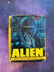 Topps 1979 Wax Pack Alien Cards plus Box 29 Sealed Packs Opened