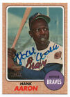 Bonds Guilty Verdict Gives MLB Perfect Chance to Restore Hank's Record 16