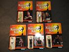 REACTION KARATE KID FIGURE LOT....GREAT COLLECTION OF NEW FIGURES UNPUNCHED!