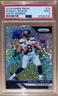 Pop 1!💎Russell Wilson 2018 PANINI PRIZM WHITE SPARKLE 20 REFRACTOR PSA 10 BGS