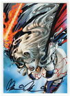 2012 5finity Lady Death Sketch Card Series 2 Trading Cards 16