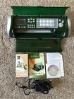 ProvoCraft Cricut Expression Die Cutting Machine CREX001 with cord and extras