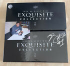 Derrick Rose SIGNED AUTO 2008-09 Upper Deck Basketball Exquisite Collection Box