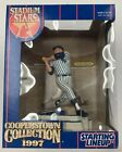 Mickey Mantle NY Yankees 1997 MLB Cooperstown Collection Baseball Stadium Stars