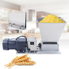 Electric Rice Corn Grain Coffee Wheat Feed Mill Wet Dry Cereals Grinder Mill