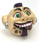 Round Head Face Ugly Boy Red Hair Big Teeth Freckles Candy Dispenser Toy OddzOn