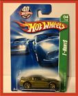 2008 Hot Wheels Super Treasure Hunt Ford Mustang GT Free Ship w Protecto