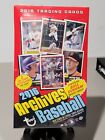 2016 TOPPS ARCHIVES BASEBALL FACTORY SEALED HOBBY BOX 24 PACKS