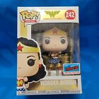 *OFFICIAL* NYCC 2018 FUNKO POP! DC 1ST APPEARANCE WONDER WOMAN with GOLD FOIL