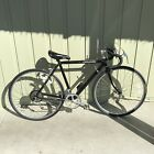 Vintage Cannondale 21 Black Road Bike Bicycle Shimano 600 Componets Very Light