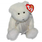 Ty Beanie Baby - Eggnog the Bear Internet Exclusive [Toy]