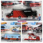 HOT WHEELS 2021 CAR CULTURE TEAM TRANSPORT CASE K SET OF 3 NISSAN FORD