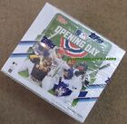 2021 Topps Opening Day Baseball Hobby Box Free Priority Mail Shipping!!