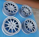 Hartge 16 type A alloy wheels rims RARE Euro BMW E30 325iS 318iS