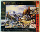Paint by Number Set Mountain Hideaway Painting Plaid 21778 Teen Adult Painting