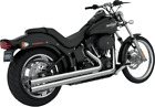 Vance  Hines Big Shots Long Exhaust System Chrome17923