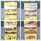 Matchbox 2021 Collectors Superfast G Case complete set of 4 BMW LAND ROVER