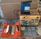 Vintage Mattel 1969 Hotwheels Factory Playset In Box Mostly Complete
