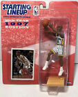 New Reggie Miller Indiana Pacers Starting Lineup 1997 NBA Basketball Card TOPPS