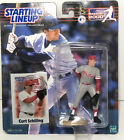 New 2000 Hasbro Starting Lineup Curt Schilling Phillies Action Figure And Card