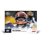 2021 Topps Now Formula 1 F1 Racing Cards Checklist 12