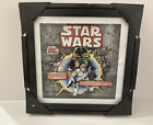 Star Wars™ MARVEL COMICS Matted Masterpiece 3-D SHADOW BOX First Issue VINTAGE