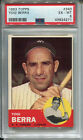 Steiner Sports Fall Classic Auction Led by Yogi Berra Memorabilia 22