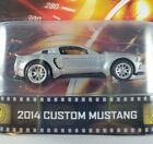 Hot Wheels Retro Entertainment Need for Speed 2014 Custom Mustang Silver