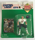 Chris Zorich Chicago Bears 1995 Starting Lineup NFL Action Figure and Card