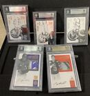 2016 panini encased 5 card RC BGS graded lot box slab hits HUGE INVESTMENT PACK!