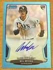 Wil Myers Named 2013 Bowman Lucky Redemption 5 10